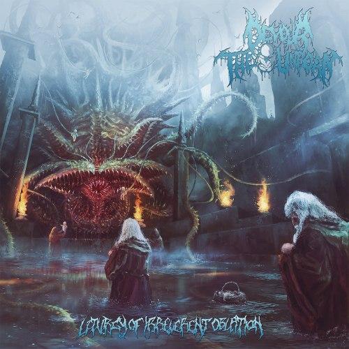 DEVOUR THE UNBORN - Liturgy Of Irreverent Oblation CD Brutal Death Metal