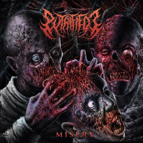 PUTRIFIED J - Misery CD Brutal Death Metal