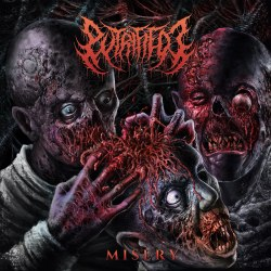 PUTRIFIED J - Misery CD Brutal Death Metal