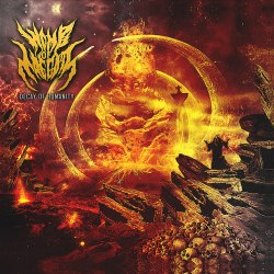 WOMB OF MAGGOTS - Decay Of Humanity CD Death Metal