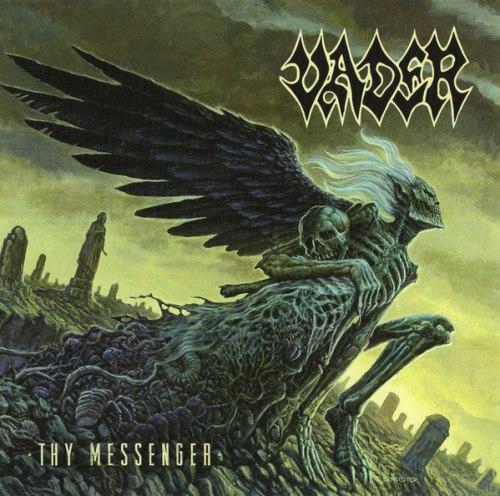 VADER - Thy Messenger Digi-MCD Death Thrash Metal