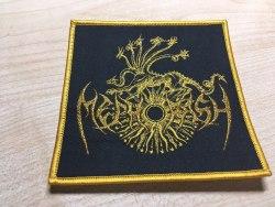 MEPHORASH - Logo Нашивка Black Metal