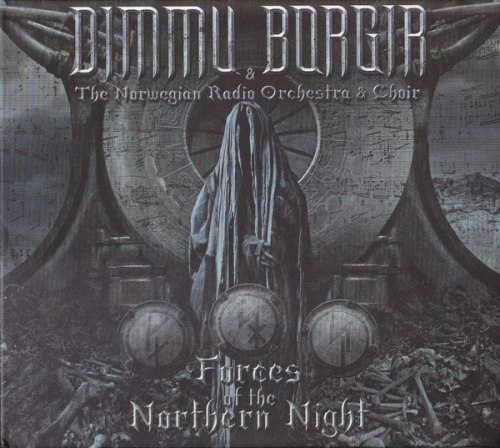 DIMMU BORGIR - Forces Of The Northern Night Digi-2CD Symphonic Metal