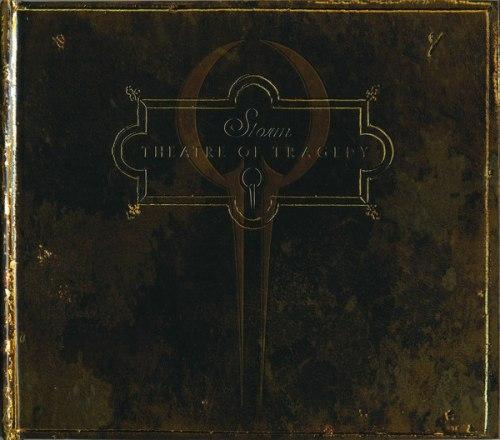 THEATRE OF TRAGEDY - Storm Digi-CD Dark Metal