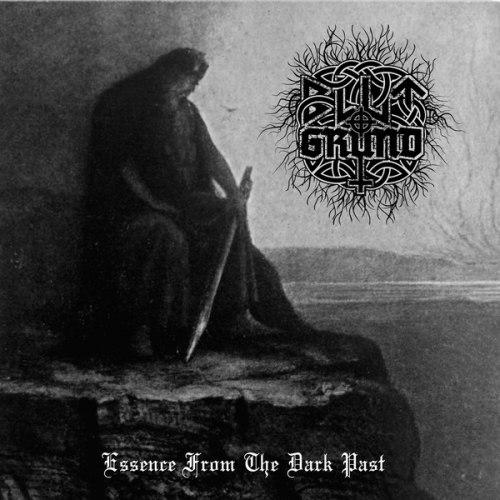 BLUTGRUND - Essence From The Dark Past CD Blackened Metal