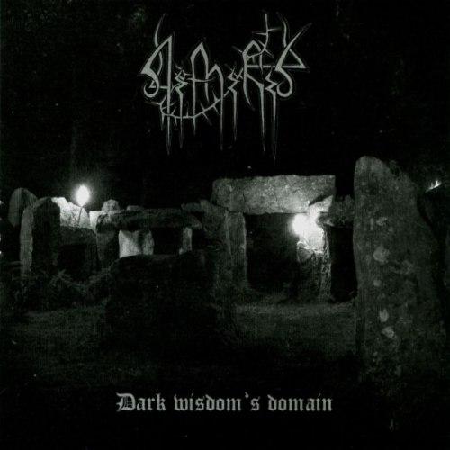 AETHERES - Dark Wisdom's Domain CD Dark Metal