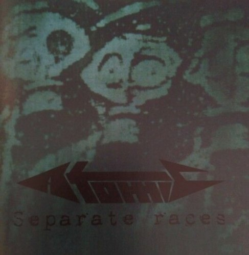 ATOMIC - Separate Races CD Thrash Metal