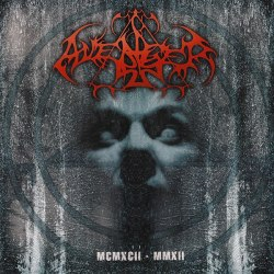 AVENGER - MCMXCII - MMXII CD Blackened Metal