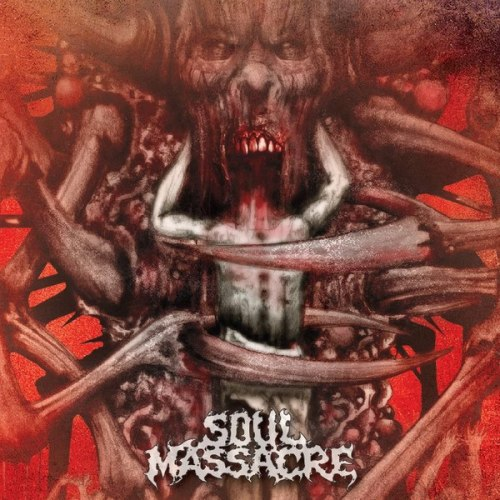 SOUL MASSACRE - Purgatory System CD Death Metal