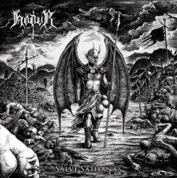 HODUR - Salve Satanas LP Black Metal