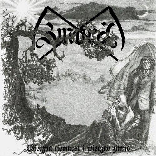 ZMORA - Wieczna Ciemność I Wieczne Zimno LP Black Metal