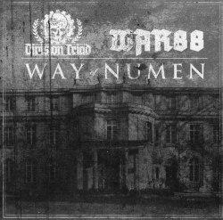 DIVISION TRIAD / WAR88 - Way Of Numen LP NS Metal
