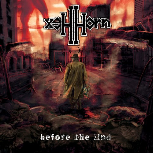 HEXHORN - Before The End Digi-CD Thrash Death Metal