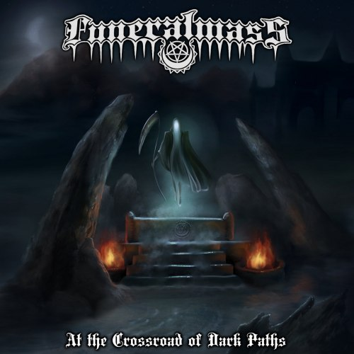 FUNERAL MASS - At The Crossroad Of Dark Paths Digi-CD Blackened Metal