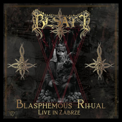 BESATT - Blasphemous Ritual - Live in Zabrze Digi-CD+DVD Black Metal