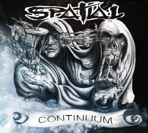 SPATIAL - Continuum Digi-CD Death Doom Metal