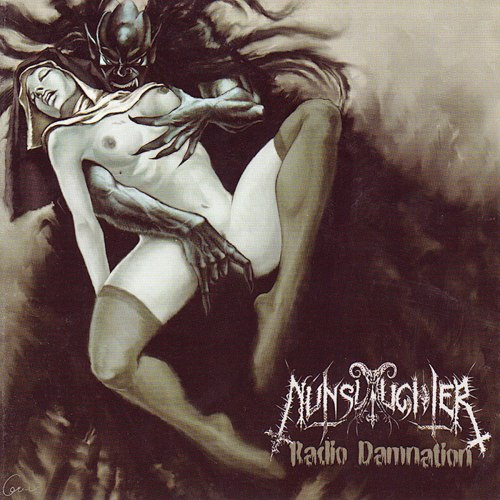 NUNSLAUGHTER - Radio Damnation Digi-CD Death Thrash Metal