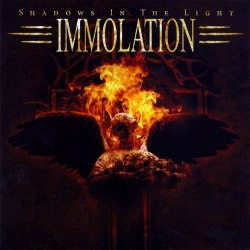 IMMOLATION - Shadows In The Light CD Death Metal