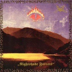 SUMMONING - Nightshade Forests MCD Epic Metal
