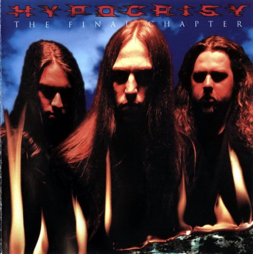 HYPOCRISY - The Final Chapter CD Death Metal
