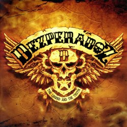 DEZPERADOZ - The Legend And The Truth CD Southern Metal