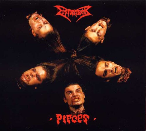 DISMEMBER - Pieces CD Death Metal