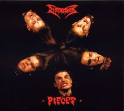 DISMEMBER - Pieces MCD Death Metal