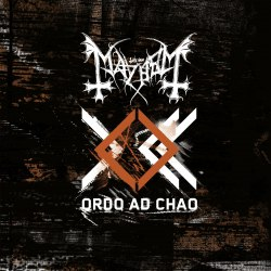 MAYHEM - Ordo ad Chao CD Avantgarde Black Metal