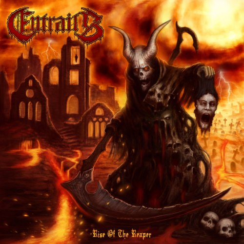 ENTRAILS - Rise of the Reaper CD Death Metal