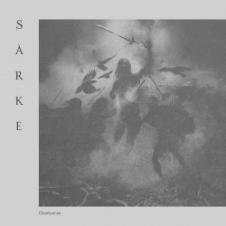 SARKE - Gastwerso CD Blackened Metal