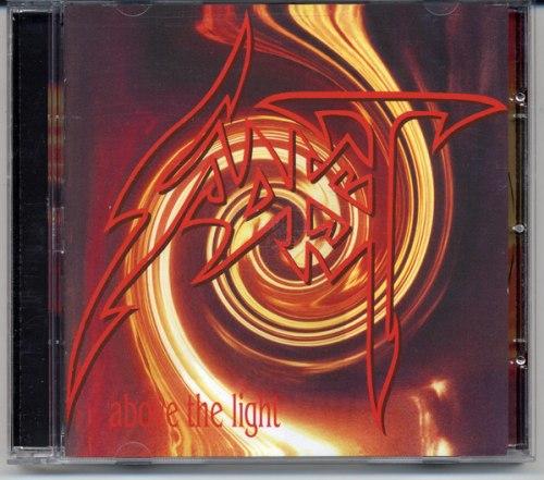 SADIST - Above The Light CD Progressive Death Metal