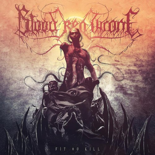 BLOOD RED THRONE - Fit to Kill CD Death Metal