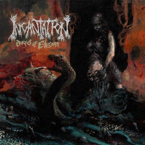 INCANTATION - Dirges Of Elysium CD Death Metal
