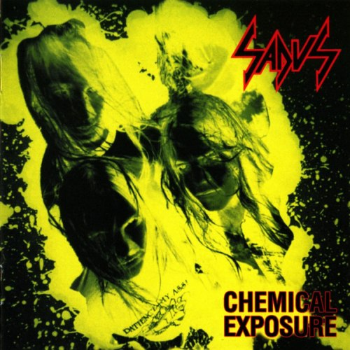 SADUS - Chemical Exposure CD Thrash Metal
