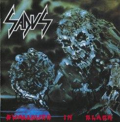 SADUS - Swallowed In Black CD Progressive Thrash Metal
