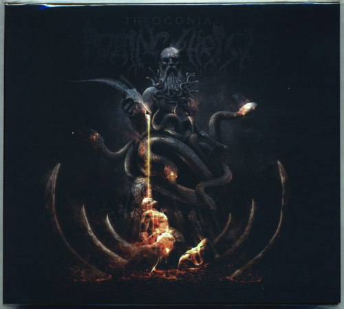ROTTING CHRIST - Theogonia Digi-CD Dark Metal