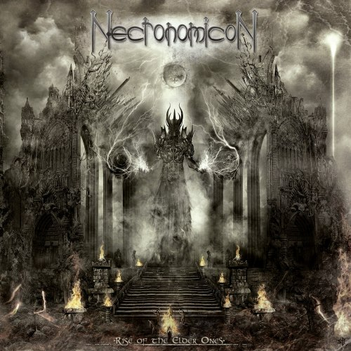 NECRONOMICON - Rise Of The Elder Ones CD Death Metal