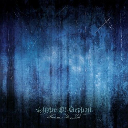 SHAPE OF DESPAIR - Alone In The Mist Digi-CD Funeral Doom Metal
