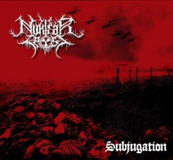 NUKLEAR FROST - Subjugation Digi-CD Blackened Metal