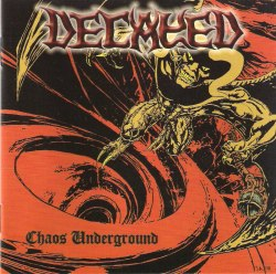 DECAYED - Chaos Underground CD Black Metal