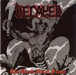DECAYED - The Black Metal Flame CD Black Metal