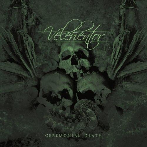 """VELEHENTOR - Ceremonial Death 7""""EP Dark Ambient"""