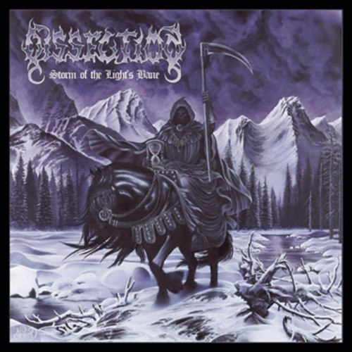DISSECTION - Storm Of The Light's Bane / Where Dead Angels Lie CD Black Metal