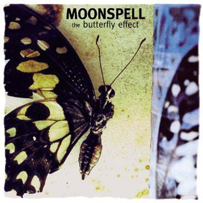 MOONSPELL - The Butterfly Effect CD Dark Metal
