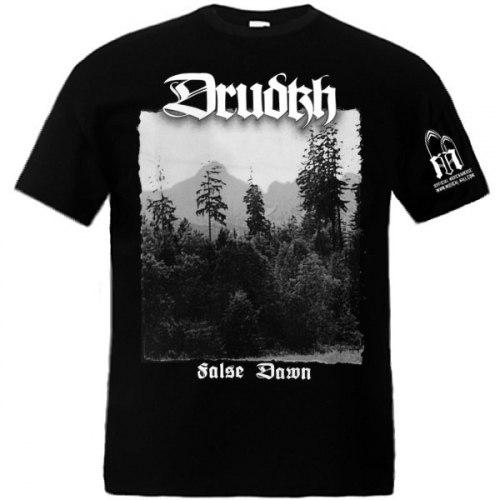 DRUDKH - False Dawn - XL Майка Atmospheric Metal