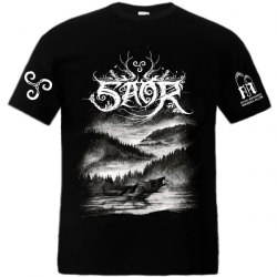 SAOR - Cù Sìth - S Майка Atmospheric Heathen Metal