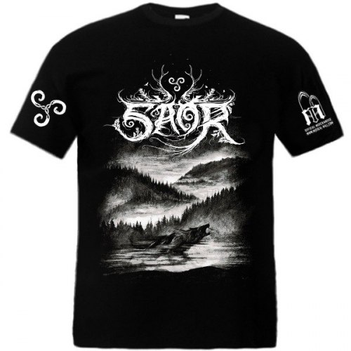 SAOR - Cù Sìth - M Майка Atmospheric Heathen Metal