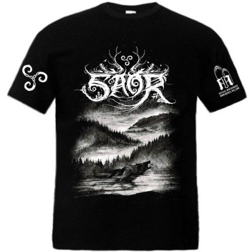 SAOR - Cù Sìth - L Майка Atmospheric Heathen Metal