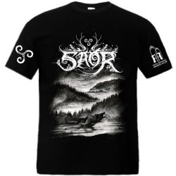 SAOR - Cù Sìth - L Майка Atmospheric Heathen Metal