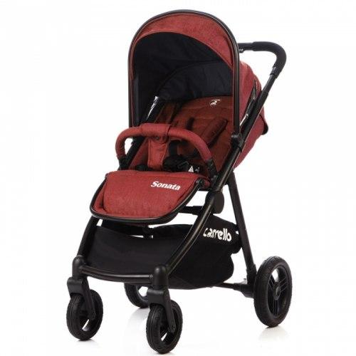 Прогулочная коляска CARRELLO Sonata CRL-1416